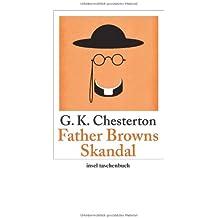 Father Browns Skandal: Erzählungen (insel taschenbuch)