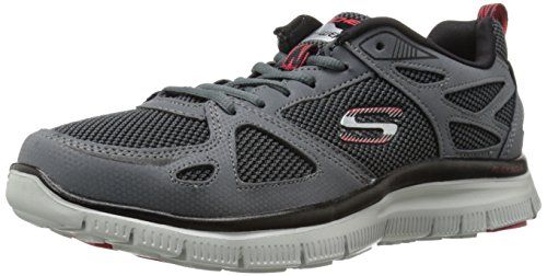 skechers FLEX ADVANTAGE- FIRST TEAM - Zapatillas de deporte para hombr