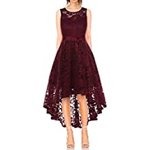 quality design 798b7 49e68 Amazon.it: vestito bordeaux - 4 stelle e più