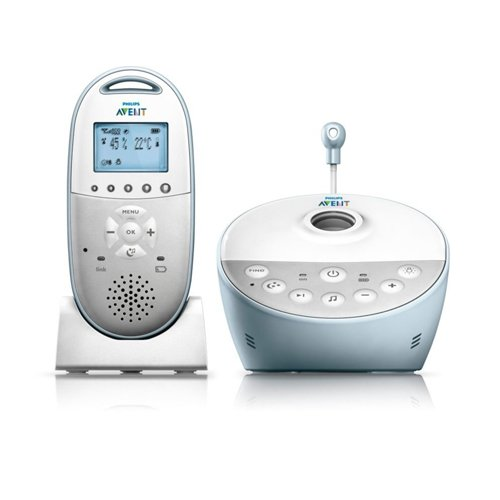 AVENT-Ecoute bebe dect projection