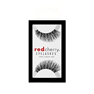 Red Cherry - Falsche Wimpern Nr. 43 - Echthaar