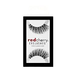 Red Cherry - Falsche Wimpern Nr. 43 - Echthaar
