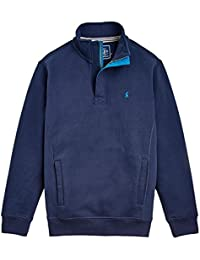 Joules Oakhurst HalfZip Sweatshirt French Navy (X) AW17