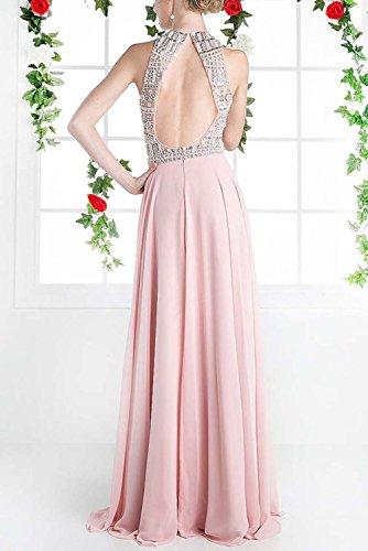Bridal_Mall - Robe de mariage - Trapèze - Sans Manche - Femme LightGreen