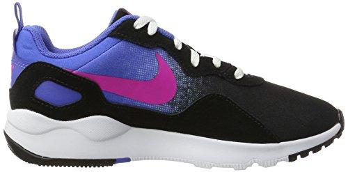 Nike Ladies 882267 Sneakers Multicolore (004 Negro Rosa Azul)
