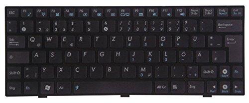 NExpert deutsche QWERTZ Tastatur für ASUS Eee PC 904 904HA 904HD 1002 1002HA 1004 1004DN Serie Schwarz DE - Asus Eee Pc 1002ha