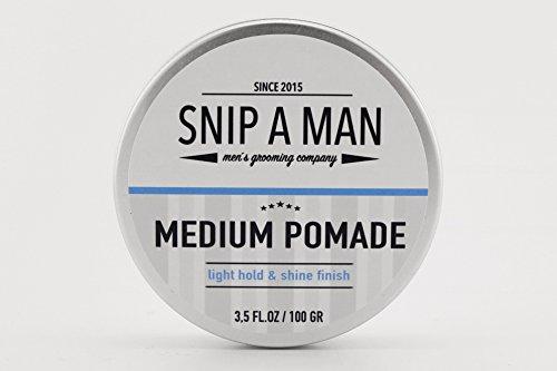 Medium Pomade 100 gr