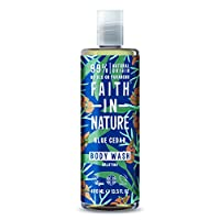 Faith In Nature,  Blue Cedar Body Wash, 400ml 2