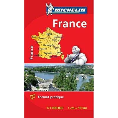 Mini carte de France