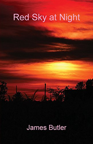 Red Sky At Night by James Butler (27-Mar-2015) Paperback
