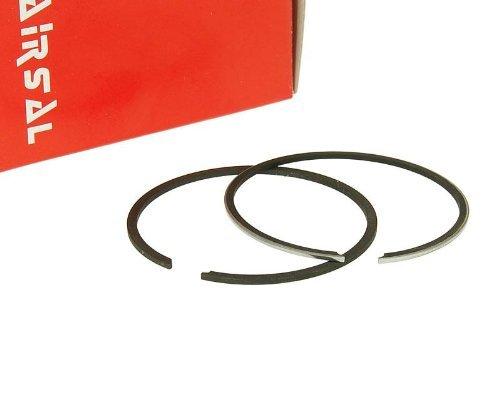 Kolbenring Satz Airsal T6 M-Racing 70ccm für Peugeot stehend AC Ring Moc