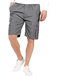 KRISP® Herren Basic Cargo Shorts