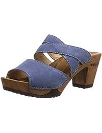 Woody Samantha, Chaussures de Claquettes femme