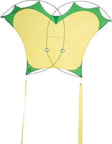 Invento 106064 - Sky Photon Yellow/Green, Einleiner, Ab 12 Jahren, 60 x 83 cm Icarex 2-4 Beaufort