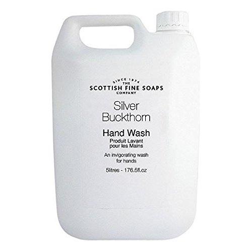 Scottish Fine Soaps Musical Buckthorn Hand Wash 5L