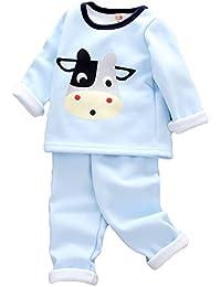 in vendita valore eccezionale migliore pigiama pile bambino - Pigiami due pezzi / Pigiami ... - Amazon.it