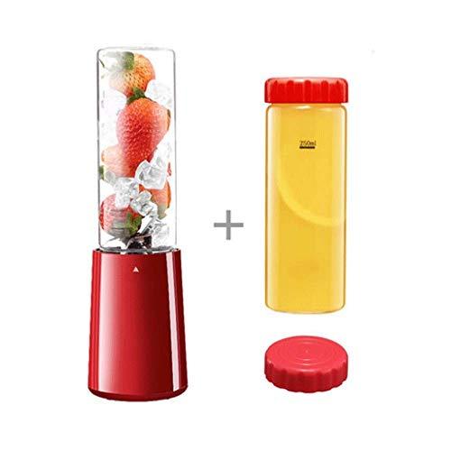 BHDYHM Frullatore Portatile, Frutta, frullato, Robot da Cucina, frullatore Magnetico Magnetico Sicuro, frullatore Multifunzione da Viaggio per frullati e frullati