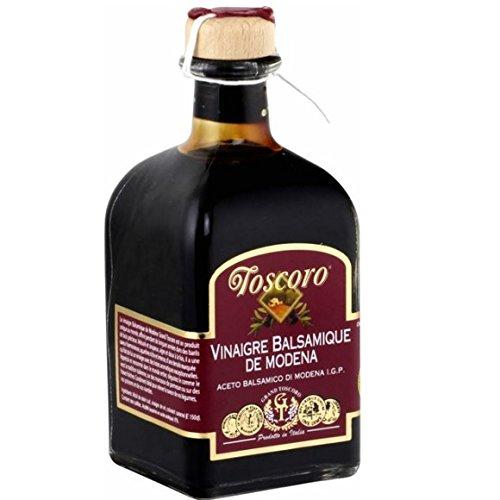 Toscoro vinaigre balsamique de modene igp grand toscoro 250ml - ( Prix Unitaire ) - Envoi Rapide Et Soignée