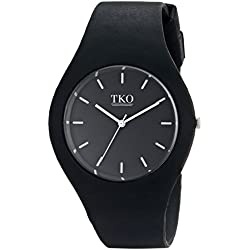 TKO Unisex Sport Watch with Rubber Band