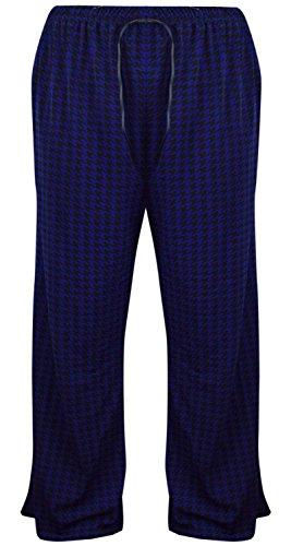Ladies Womens Girls Pyjamas PLUS SIZE Nightwear Pj Loungewear Pajamas Trousers SIZE 8-30