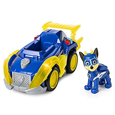 PAW PATROL Paw VHC ThmVeh SuprChase UPCX GML, 6054192, Multicolor por Spin Master