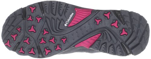 Columbia Wallawalla 2 Low Omni-Tech, Scarpe sportive outdoor donna nero (Schwarz/Black)