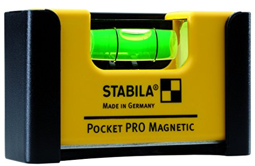 Stabila 17768 Wasserwaage Pocket PRO Magnetic
