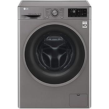 LG F14WM8TN4 Waschmaschine Freistehend Grau Neu