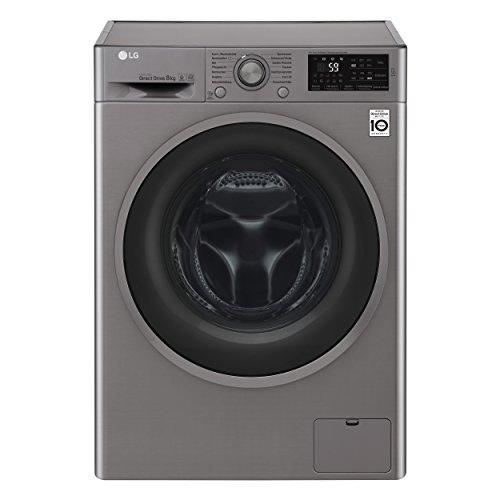 LG Electronics F 14WM 8TN4 Waschmaschine Frontlader / A+++ / 132 kWh/Jahr / 1400 UpM / 8 kg / Inverter Direct Drive
