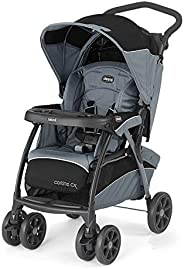 Chicco Cortina CX Stroller Iron for newborn babies and toddlers, 0m+, Pram for boys and girls