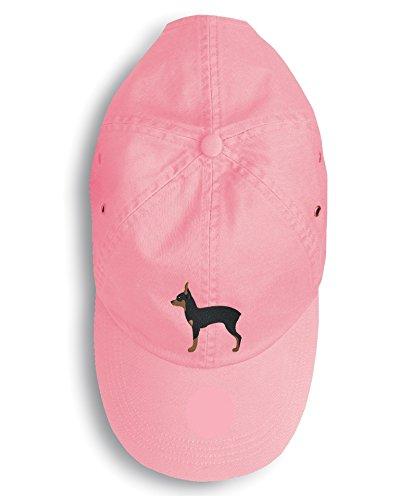Caroline 's Treasures bb3387pk-156Toy Fox Terrier Bestickt Baseball GAP,, multicolor (Fox Terrier Hat)