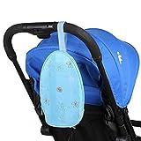 Diuspeed Baby Thermische Flasche Tasche, Umweltschutz Kinderauto Hand Verdickung Milchflasche Isolationshülle Flasche Tasche Aufbewahrungstasche
