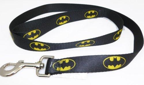 Batman Seat Belt Buckle Dog Leash Matches Collars by Buckle Down Seat Belt Buckle Down