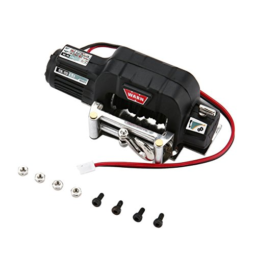 Hohe Qualität 1/10 Simulation RC Klettern Auto Radio Control Full Metal Winde für 1/10 TRX-4 Axial SCX10 RC4WD D90 D10