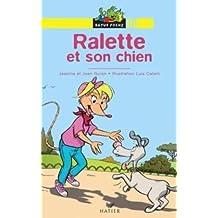 Ralette et son chien