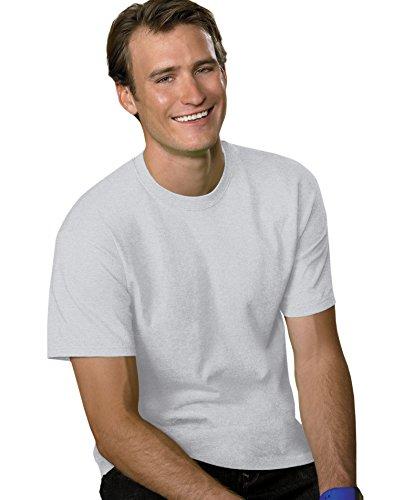 Hanes Men's TAGLESS® ComfortSoft® Crewneck T-Shirt (T-shirts Großen Hanes)