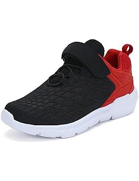 AFFINEST Unisex-Kinder Sportschuhe Fashion Seakers Breathable Leuchtschuhe Freizeitschuhe Jungen Outdoor Schuhe...