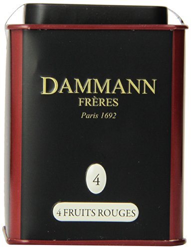 4 - 4 fruits rouges boîte100 g