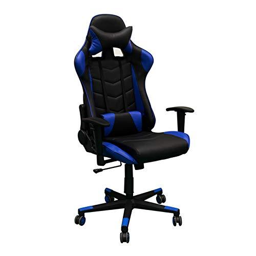 Regalos Miguel Sillas Gamer Player. Sillas Gaming Sillas para Gamer (Azul)