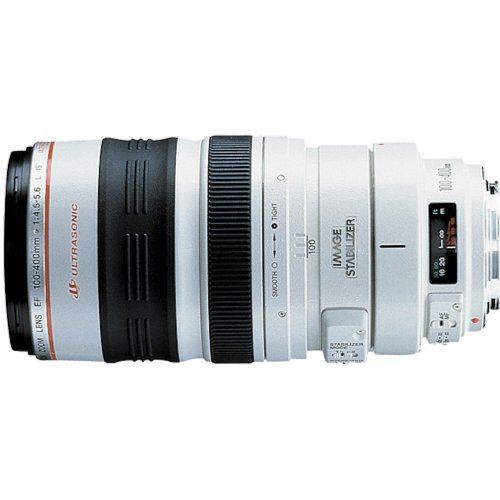 Compare Prices for Canon 100 – 400 mm / F 4,5 – 5,6 EF L IS USM Lens