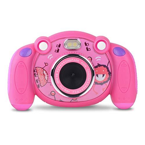 """Campark Digital Kamera für Kinder HD Kinderkamera 2.0\"""" Farbdisplay Mini Action Camcorder Camera, Spielzeug und Geschenk für Kinder"""