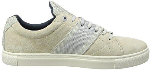 Ted Baker Dannez, Sneaker Uomo Bianco (White #ffffff)