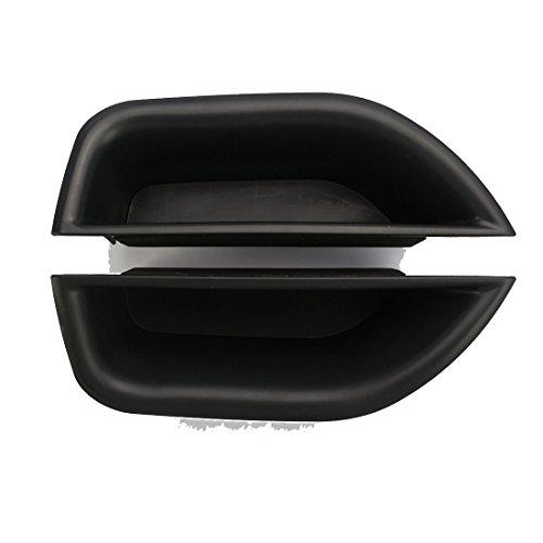 Schwarz/Beige Auto Tür Innen Griff Aufbewahrungsbox Handschuh Armlehne Aufbewahrungsbox Auto-Styling-Zubehör 2