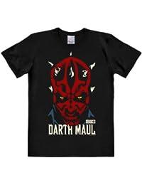 T-shirt Dark Maul - Darth Maul - T-shirt La Guerre des étoiles - Star Wars - T-shirt à col rond de LOGOSHIRT - noir - Design original sous licence