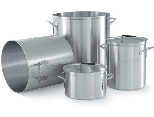 Vollrath 67560 Wear-Ever Classic Aluminum Stock Pots, 60-Quart by Vollrath 60 Quart Stock Pot