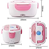 Dealsure Electric Lunch Box Food Warmer Box Tiffin (Colour May Vary)