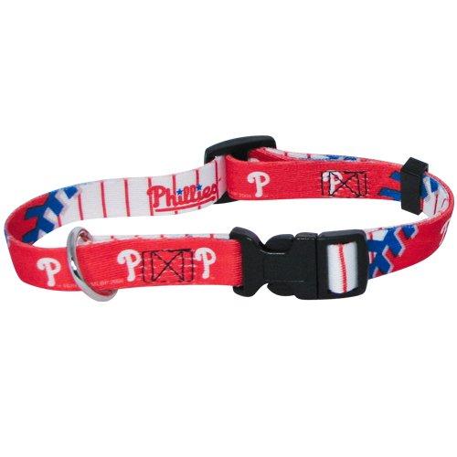 hunter-mfg-philadelphia-phillies-dog-collar-large-by-mlb