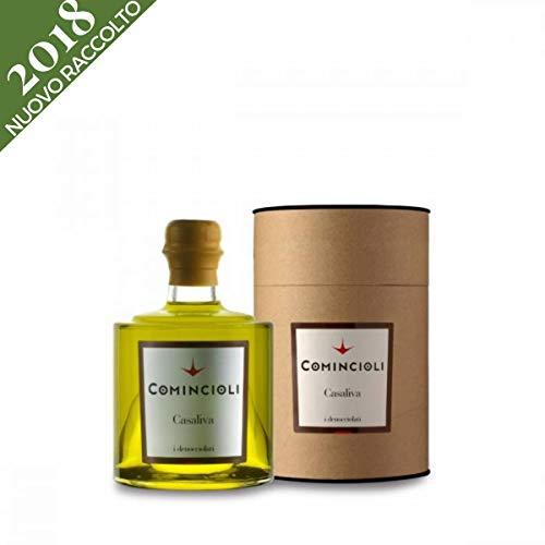 Olio extravergine di oliva casaliva