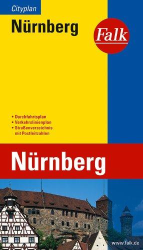 Falk Cityplan Nürnberg