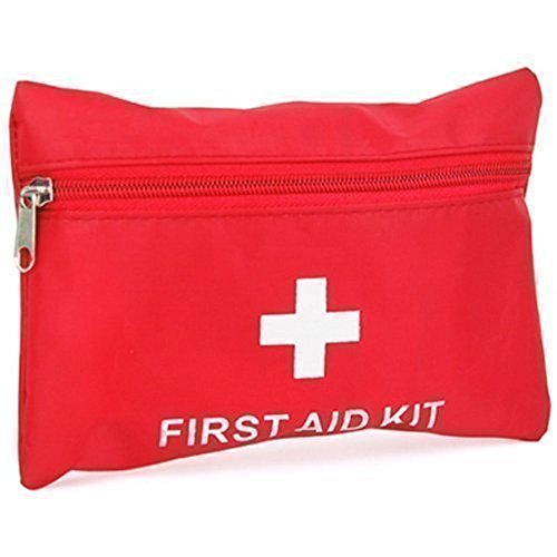 Travel First Aid Kit Camping Car Emergency Holiday Sports TRIXES